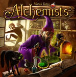 Board Game: Alchemists