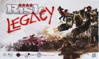 Board Game: Risk Legacy