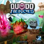 Board Game: Quodd Heroes