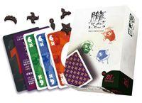 Board Game: 朧ニンジャスタートリック (Oboro Ninja Star Trick)