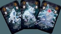 Board Game: Claim: Ghosts