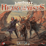 Board Game: Mistfall: Heart of the Mists