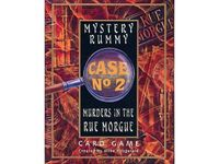 Board Game: Mystery Rummy: Murders in the Rue Morgue