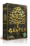 Board Game: Gentes: Deluxified Edition