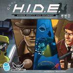 Board Game: H.I.D.E.: Hidden Identity Dice Espionage