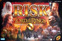 Board Game: Risk: The Lord of the Rings