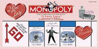 Board Game: Monopoly: I Love Lucy