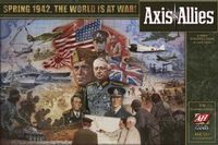 Board Game: Axis & Allies: 1942