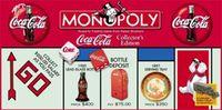 Board Game: Monopoly: Coca-Cola Collector's Edition