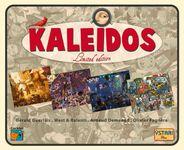 Board Game: Kaleidos: 2009 Expansion