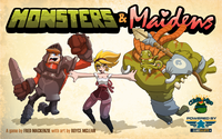 Board Game: Monsters & Maidens