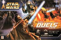 Board Game: Star Wars: Epic Duels