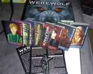 Board Game: Ultimate Werewolf: Deluxe Edition For Kickstarter