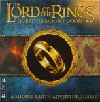 Board Game: The Lord of the Rings: Quest to Mount Doom