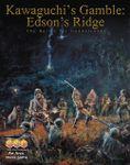Board Game: Kawaguchi's Gamble: Edson's Ridge – The Battle for Guadalcanal