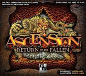 Board Game: Ascension: Return of the Fallen