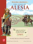 Board Game: The Siege of Alesia: Gaul, 52 B.C.