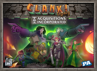 Board Game: Clank! Legacy: Acquisitions Incorporated
