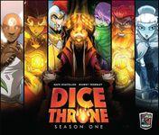 Board Game: Dice Throne: Season One