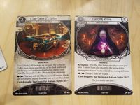 Board Game: Arkham Horror: The Card Game – Beta Cards from Arkham Night 2017