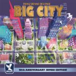 Board Game: Big City: 20th Anniversary Jumbo Edition!