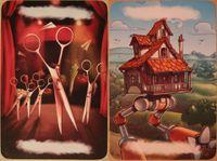 Board Game: When I Dream: Bonus Cards