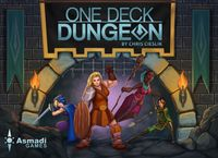 Board Game: One Deck Dungeon