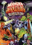 Board Game: Moongha Invaders: Mad Scientists and Atomic Monsters Attack the Earth!