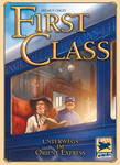 Board Game: First Class: All Aboard the Orient Express!
