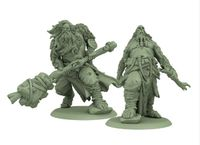 Song Of Ice /& Fire Miniatures NEW Free Folk Starter Set