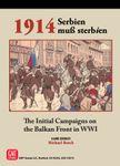 Board Game: 1914: Serbien Muss Sterbien