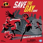 Board Game: The Incredibles: Save the Day Game