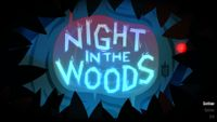 Video Game: Night in the Woods
