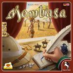 Board Game: Mombasa