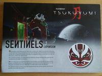 Board Game: Tsukuyumi: Sentinels