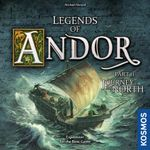 Board Game: Legends of Andor: Journey to the North