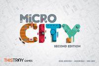 Board Game: Micro City (Second Edition)
