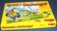 Board Game: Rummel im Dschungel