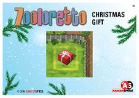 Board Game: Zooloretto: Christmas Gift