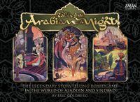 Board Game: Tales of the Arabian Nights