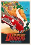 Board Game: Getaway Driver