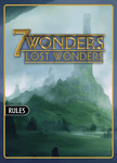 Board Game: Lost Wonders (fan expansion for 7 Wonders)