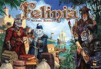Board Game: Felinia