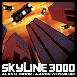 Board Game: Skyline 3000
