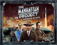 Board Game: The Manhattan Project: Second Stage