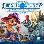 Board Game: Dinosaur Tea Party