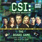 Board Game: CSI: Crime Scene Investigation – The Board Game
