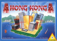 Board Game: Hong Kong