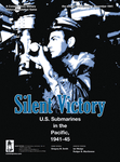 Board Game: Silent Victory: U.S. Submarines in the Pacific, 1941-45