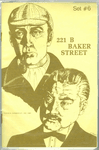 Board Game: 221b Baker Street: The Master Detective Game – Set #6